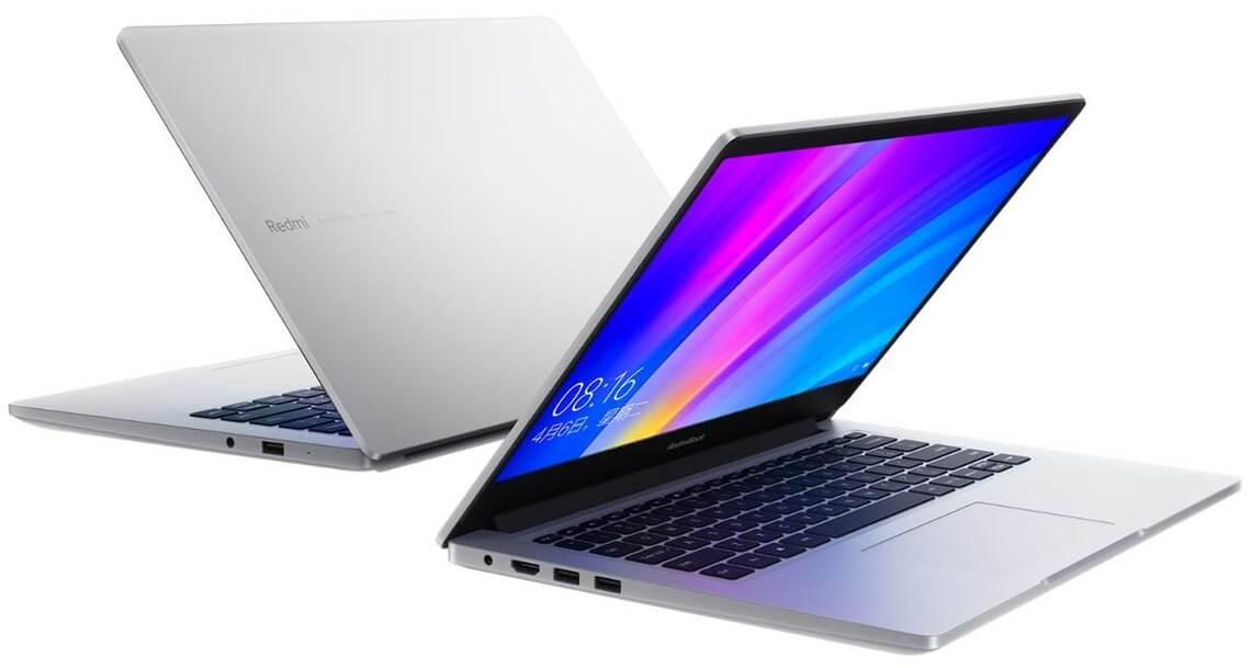 Xiaomi представила бюджетный ноутбук RedmiBook 14 на Core i3
