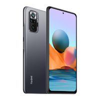 Xiaomi Redmi Note 10 Pro 8/128GB (NFC) Gray/Серый Global Version