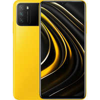 Xiaomi Poco M3 4/128GB Yellow/Желтый Global Version